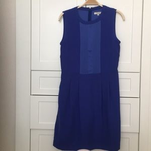 MADEWELL blue summer dress